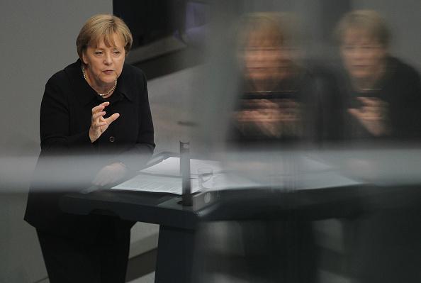 Sean Gallup「Bundestag Debates Federal Budget」:写真・画像(13)[壁紙.com]
