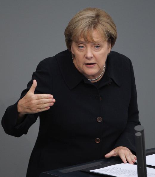 Sean Gallup「Bundestag Debates Federal Budget」:写真・画像(10)[壁紙.com]