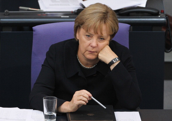 Sean Gallup「Bundestag Debates Federal Budget」:写真・画像(9)[壁紙.com]