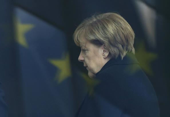 アンゲラ・メルケル「Australian Prime Minister Malcolm Turnbull Meets Angela Merkel」:写真・画像(14)[壁紙.com]