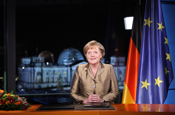 New Year「Merkel Delivers New Years Address」:写真・画像(14)[壁紙.com]