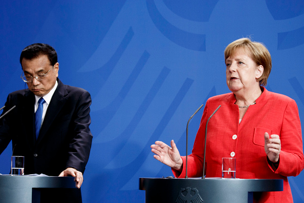 Finance and Economy「Germany And China Hold Government Consultations」:写真・画像(19)[壁紙.com]
