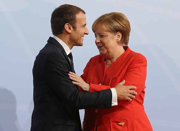 Finance and Economy「G20 Nations Hold Hamburg Summit」:写真・画像(3)[壁紙.com]