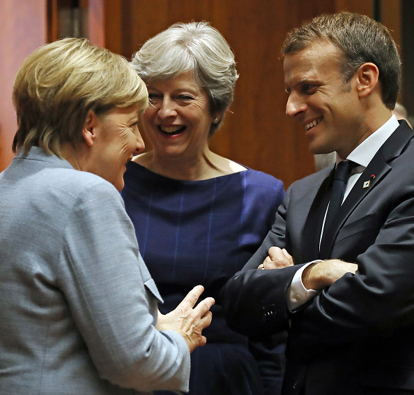 Waist Up「Leaders Meet In Brussels For European Council Meeting - Day One」:写真・画像(15)[壁紙.com]