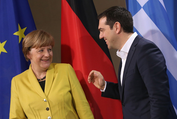 Human Role「Prime Minister Tsipras Meets With Chancellor Merkel In Berlin」:写真・画像(0)[壁紙.com]