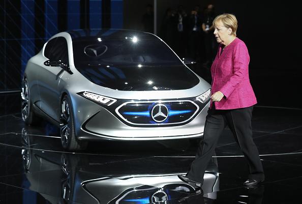 乗り物・交通「Frankfurt Auto Show 2017」:写真・画像(6)[壁紙.com]