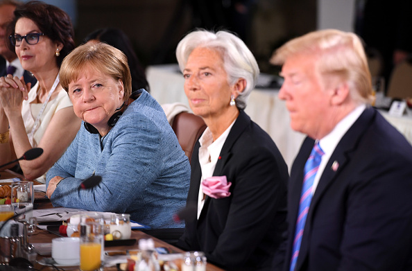 Day 2「Heads Of State Attend G7 Meeting - Day Two」:写真・画像(15)[壁紙.com]