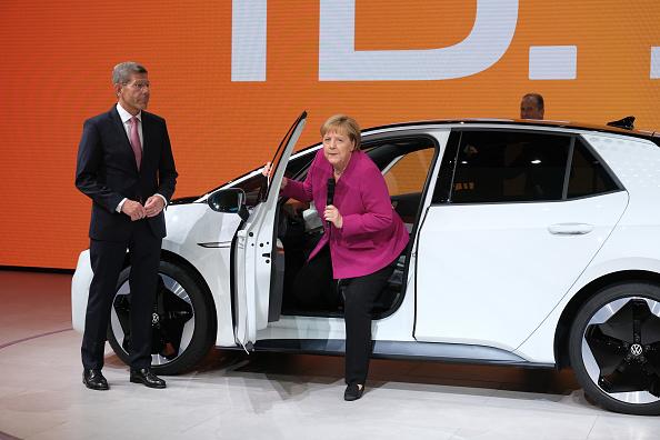 Economy「IAA 2019 Frankfurt Auto Show: Opening Day」:写真・画像(16)[壁紙.com]