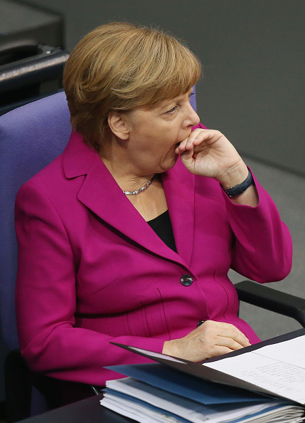 Yawning「Bundestag Debates Budget As SPD Opens Dialogue To The Left」:写真・画像(9)[壁紙.com]