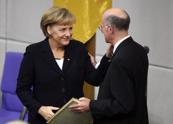 Government Building「Re-Elected Chancellor Merkel And Ministers To Be Sworn In」:写真・画像(7)[壁紙.com]