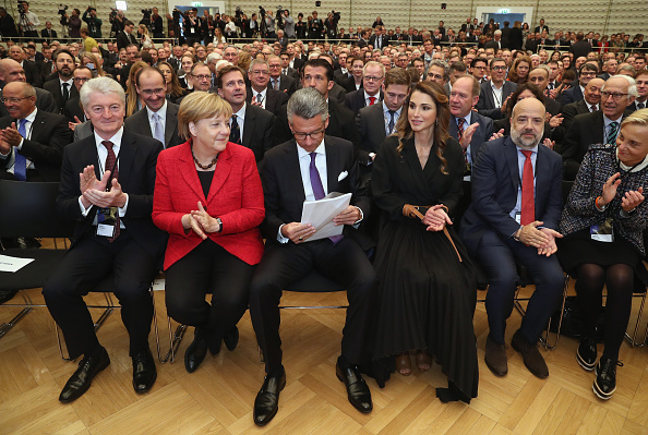 Large Group Of People「German Federation Of Industry Annual Congress」:写真・画像(5)[壁紙.com]