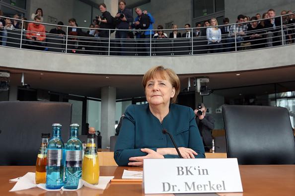 Finance and Economy「Merkel Testifies In Bundestag Volkswagen Diesel Scandal Hearings」:写真・画像(7)[壁紙.com]