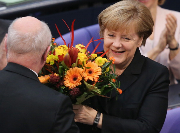 Coworker「Bundestag Swears In Germany's New Coalition Government」:写真・画像(11)[壁紙.com]