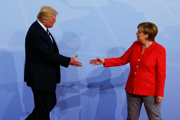 Diplomacy「G20 Nations Hold Hamburg Summit」:写真・画像(9)[壁紙.com]