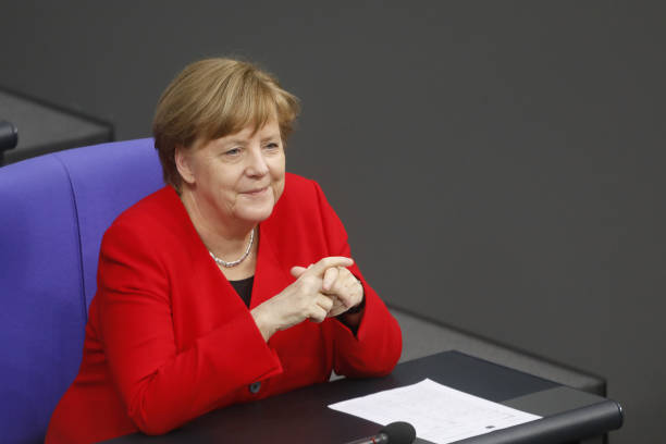 Merkel Gives Government Declaration Ahead Of EU Summit:ニュース(壁紙.com)