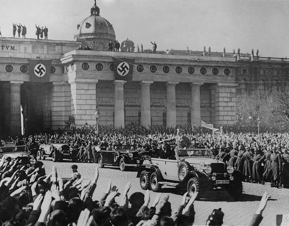 Austria「Adolf Hitler In Vienna」:写真・画像(13)[壁紙.com]