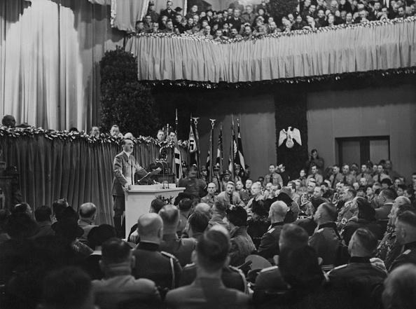 Speech「Adolf Hitler In Augsburg」:写真・画像(8)[壁紙.com]