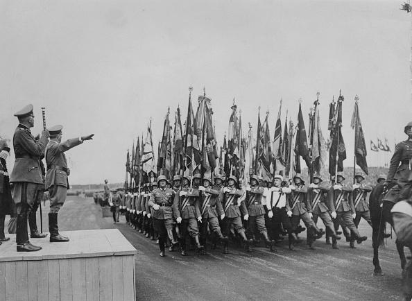 Chancellor of Germany「Adolf Hitler In Nuremberg」:写真・画像(15)[壁紙.com]