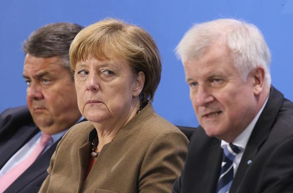 アンゲラ・メルケル「Coalition Partners Agree Over New Government Policies」:写真・画像(18)[壁紙.com]