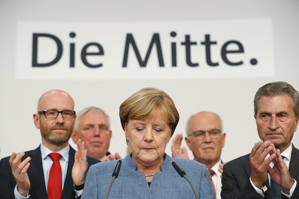 Germany「Election Night: Christian Democrats (CDU)」:写真・画像(15)[壁紙.com]