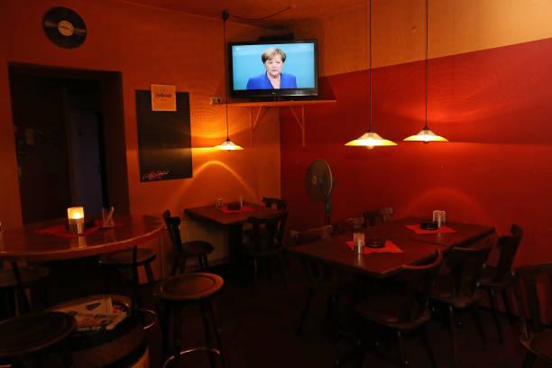 Merkel Vs. Schultz TV Debate: Public Viewings:ニュース(壁紙.com)