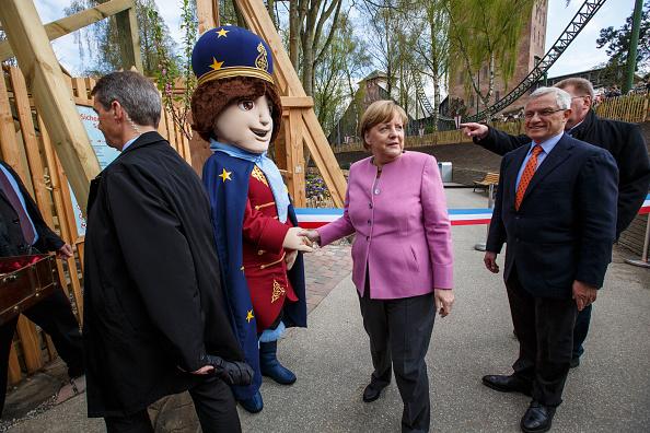 キャラクター「CDU Launches State Elections Campaign In Schleswig-Holstein」:写真・画像(15)[壁紙.com]