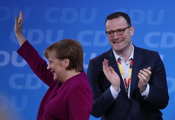 Christian Democratic Union「CDU Holds Party Congress, Elects General Secretary」:写真・画像(13)[壁紙.com]