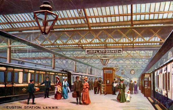 Euston Station「Euston Station」:写真・画像(15)[壁紙.com]