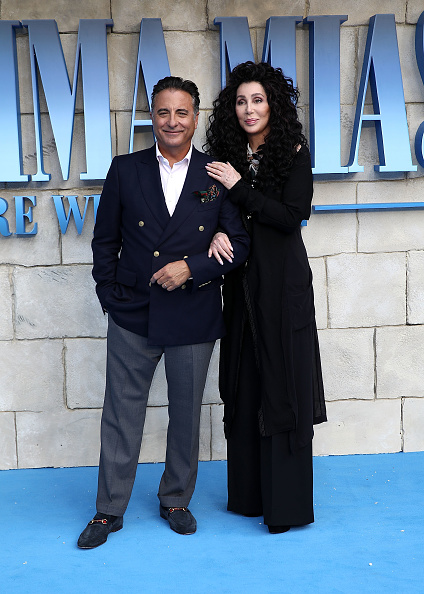 """Andy Phillips「""""Mamma Mia! Here We Go Again"""" - UK Premiere - Red Carpet Arrivals」:写真・画像(10)[壁紙.com]"""