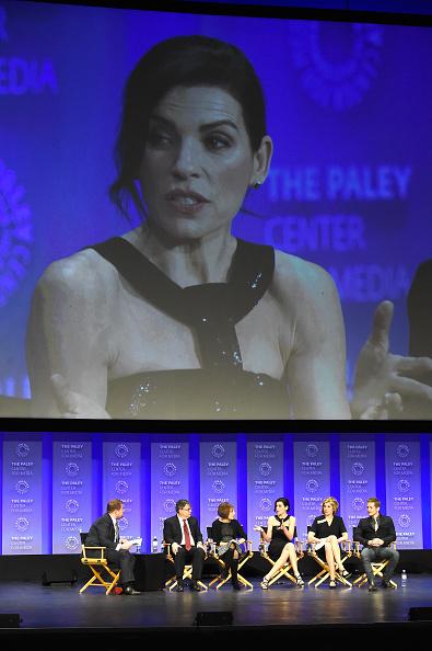 "Robert King「The Paley Center For Media's 32nd Annual PALEYFEST LA - ""The Good Wife"" - Inside」:写真・画像(11)[壁紙.com]"
