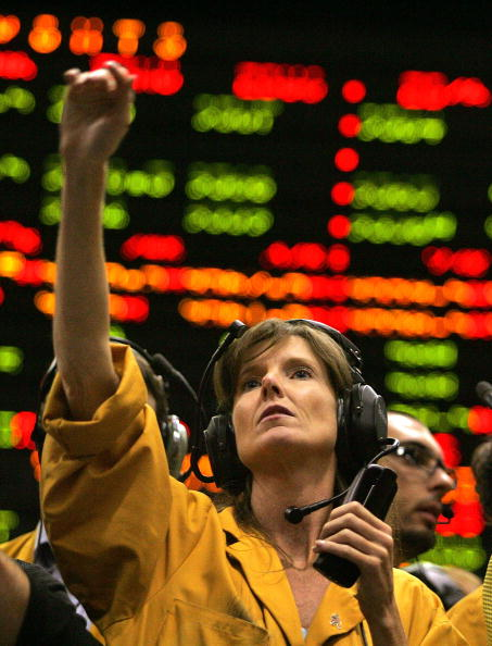 女「Markets React To Interest Rate Hikes」:写真・画像(12)[壁紙.com]
