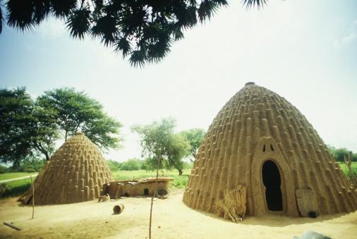 MAGA「Cameroon, Maga, Casus Obus huts」:スマホ壁紙(0)