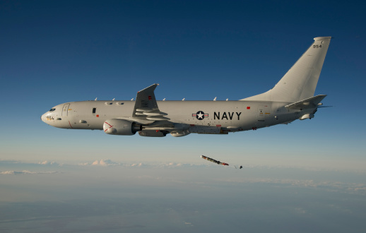 Air Attack「February 2, 2012 - A P-8A Poseidon replicates the characteristics of an MK-54 torpedo.」:スマホ壁紙(7)