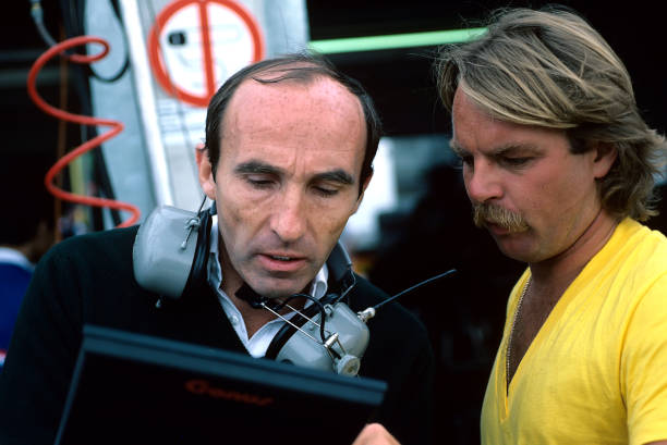 Keke Rosberg, Frank Williams, Grand Prix Of Monaco:ニュース(壁紙.com)