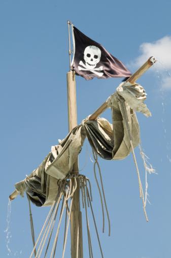 Evil「pirate」:スマホ壁紙(16)