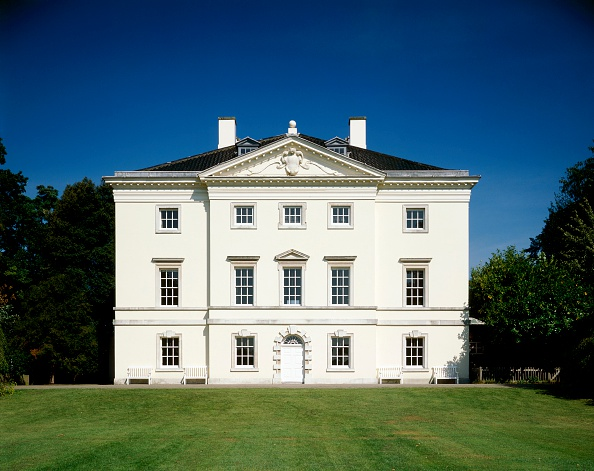 Caucasian Ethnicity「Marble Hill House, Twickenham, Richmond, London, c2000s(?)」:写真・画像(19)[壁紙.com]