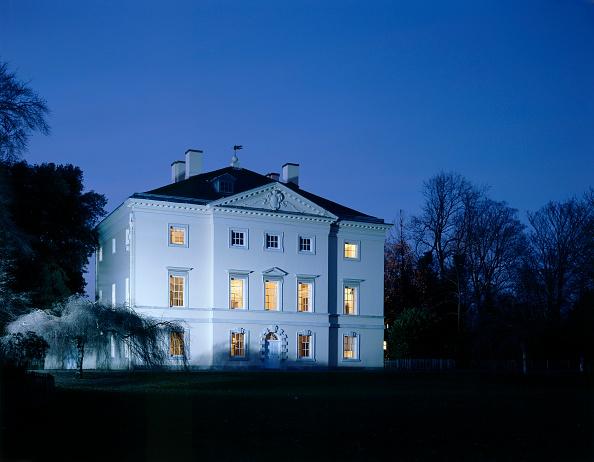 Villa「Marble Hill House, c1990-2010」:写真・画像(6)[壁紙.com]