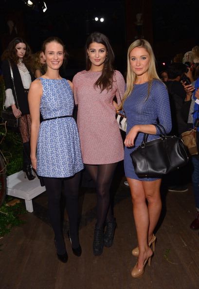 Form Fitted Dress「alice + olivia by Stacey Bendet Fall 2014 NYFW Presentation - Arrivals」:写真・画像(15)[壁紙.com]