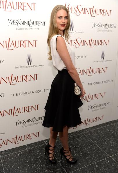 "Dimitrios Kambouris「Yves Saint Laurent Couture Palette &  The Cinema Society Host The Premiere Of The Weinstein Company's ""Yves Saint Laurent"" - Arrivals」:写真・画像(8)[壁紙.com]"