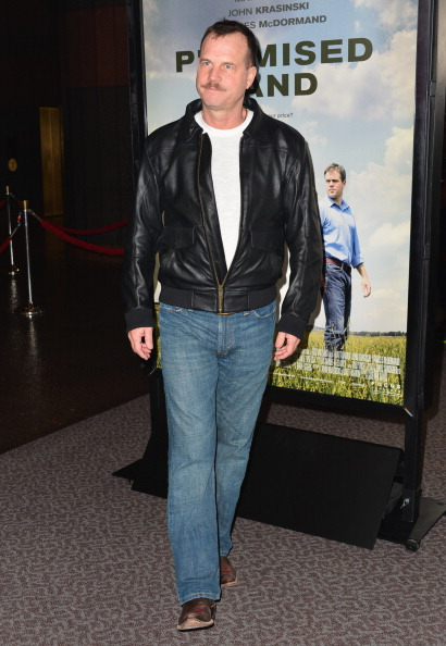 """Leather Jacket「Premiere of Focus Features' """"Promised Land"""" - Red Carpet」:写真・画像(18)[壁紙.com]"""