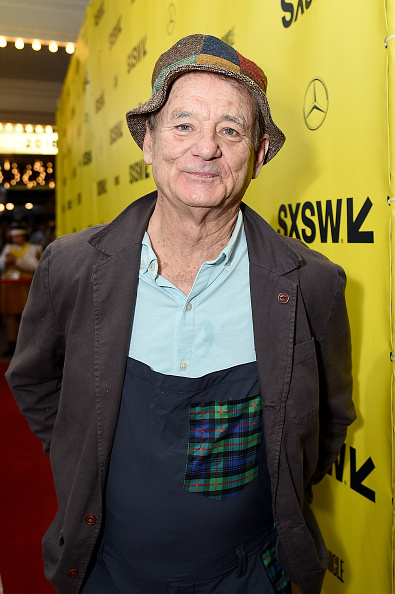 "Bill Murray「""Isle of Dogs"" Premiere - 2018 SXSW Conference and Festivals」:写真・画像(19)[壁紙.com]"