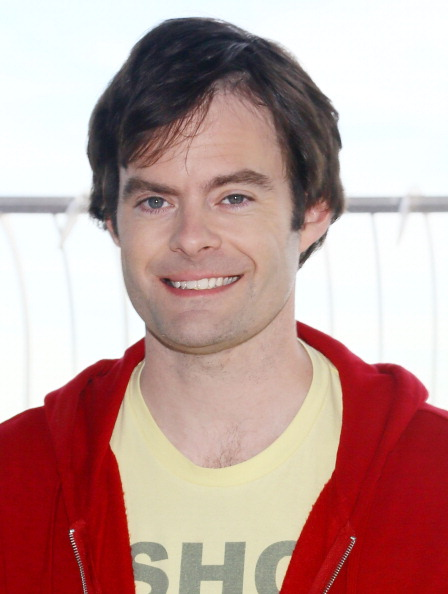 "Empire State Building「Bill Hader Visits The Empire State Building In Celebration Of ""Cloudy With A Chance Of Meatballs 2"" Release」:写真・画像(2)[壁紙.com]"