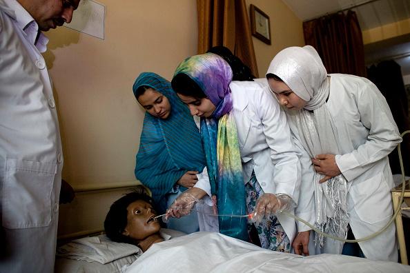 Kabul「Female Students Study At Kabul University」:写真・画像(8)[壁紙.com]