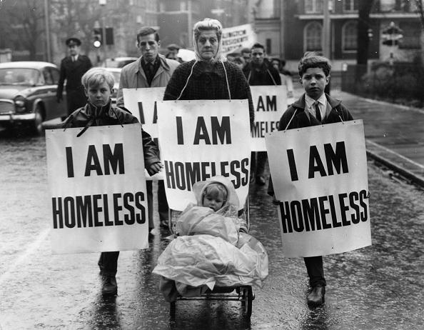 Homelessness「Homeless March」:写真・画像(13)[壁紙.com]
