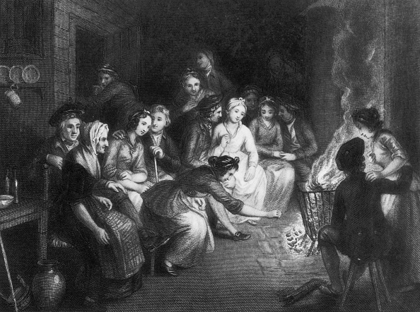 Engraved Image「Halloween Gathering」:写真・画像(18)[壁紙.com]