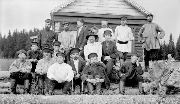 Russia「Peasant Men in Group」:写真・画像(8)[壁紙.com]