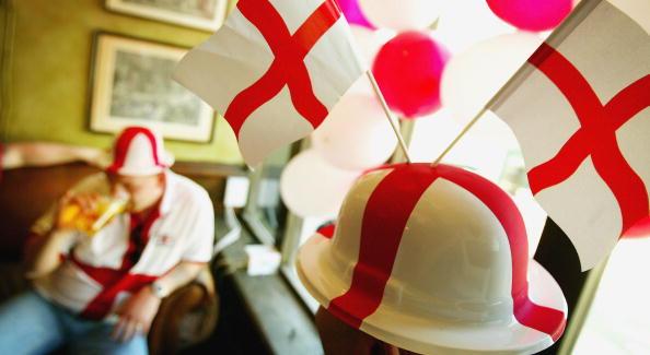 Bruno Vincent「St Georges Day Celebrations In London」:写真・画像(19)[壁紙.com]