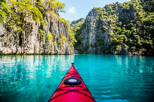 Philippines「Kayaking excursion through the Philippines」:スマホ壁紙(4)