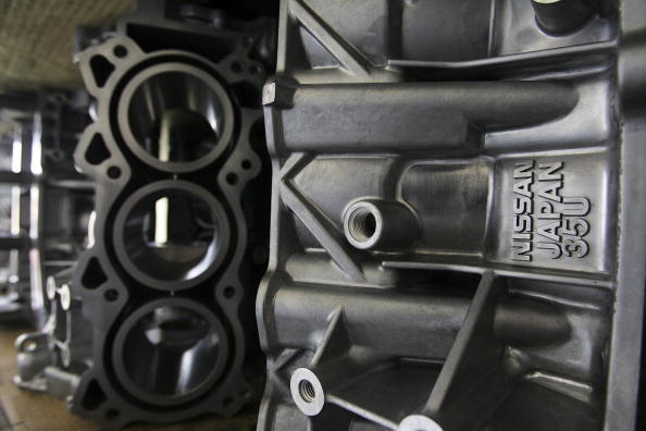 Cylinder「Nissan Expands Production Capacity At Iwaki Plant」:写真・画像(10)[壁紙.com]