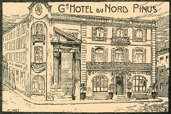Arles「Facade De Lhotel - Front Of The Hotel C」:写真・画像(18)[壁紙.com]